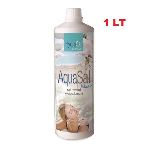AquaSal Balsamic aqua termale aromatizzata eucalipto 1 lt 70501001