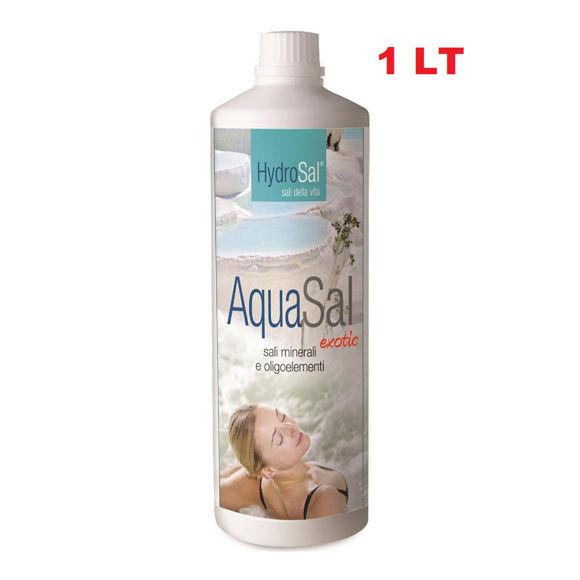 Immagine di AquaSal Exotic - acqua termale aromatizzata cocco vaniglia 1 lt 71501001