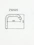 Immagine di Ricambio bocca girevole per Lavabo Isy Zucchetti Z92020