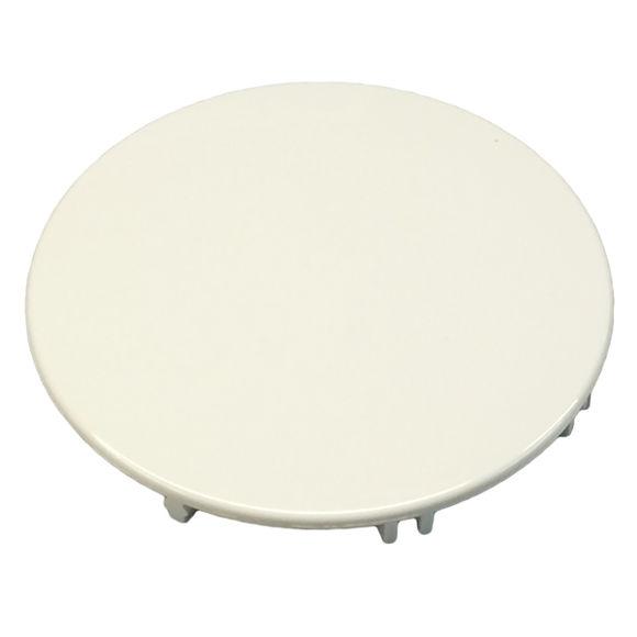 Immagine di Ricambio tappo bianco per piletta doccia Silfra Megius AC0552/L
