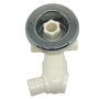 Immagine di Ricambio bocchetta idromassaggio cromo versione 1 per vasca Hafro 6412250
