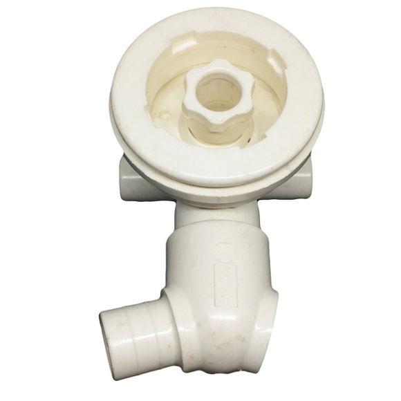 Immagine di Ricambio bocchetta idromassaggio bianca versione 1 per vasca Hafro 7895200