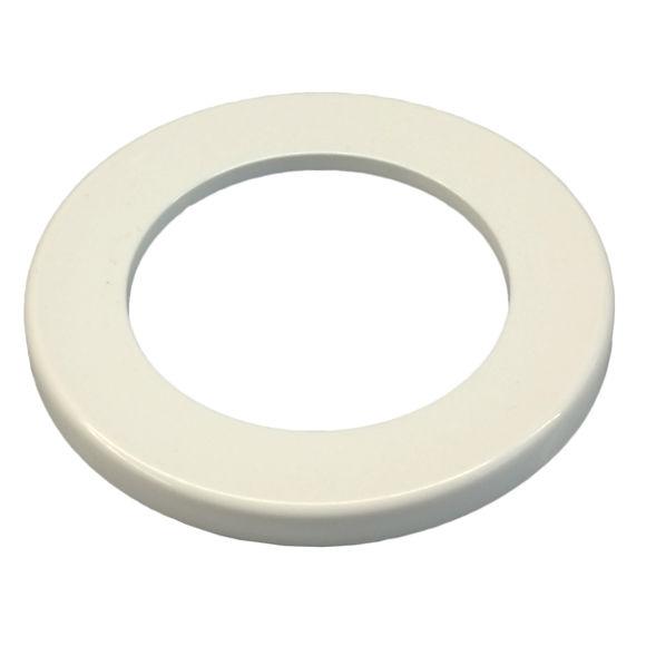Immagine di Ricambio cornice bocchetta idromassaggio 40/50 bianco Albatros 4R03030611