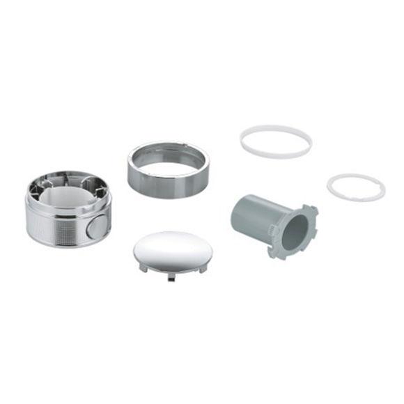 Immagine di Ricambio maniglia termostatica in metallo per Smart Control Grohe 49029000