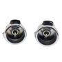 Immagine di Ricambio coppia maniglia metalliche Cromo Mamoli V0200010L001