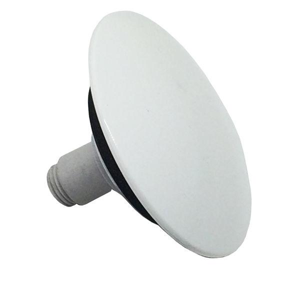 Immagine di Ricambio tappo bianco up & down ABS per vasca Teuco 8100828600