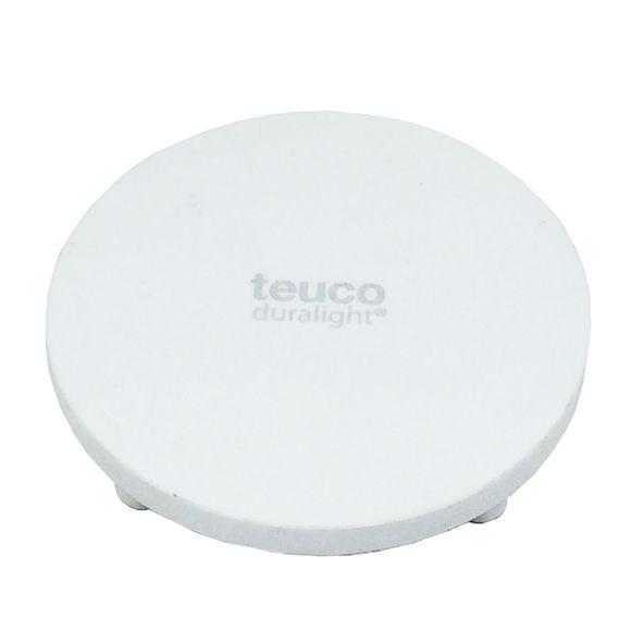 Immagine di Ricambio tappo tondo bianco per piletta Teuco Duralight 814756200