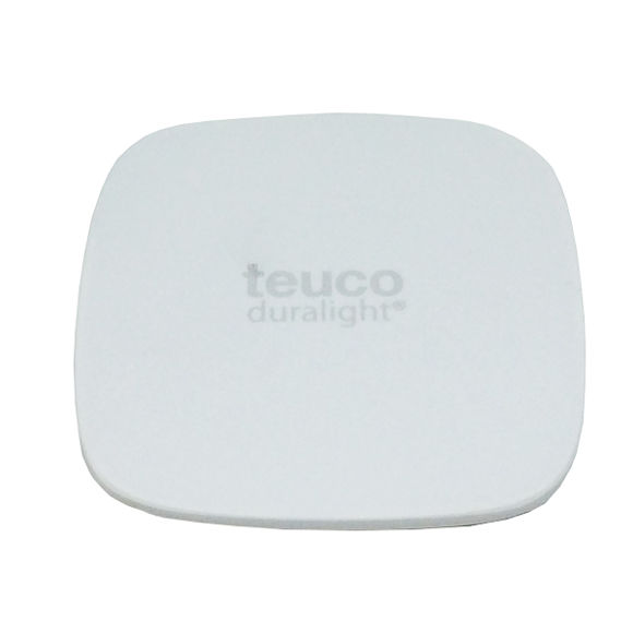 Picture of Ricambio tappo quadrato bianco per piletta Teuco Duralight 8160052110