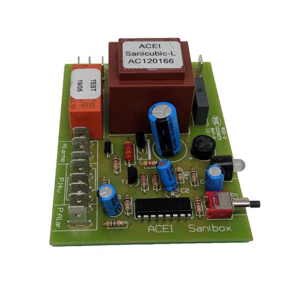 Immagine di Ricambio Carta elettronica Sanicubic 1 IP67 AC120166