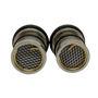 Immagine di Ricambio coppia filtri acqua calda fredda per box doccia Albatros 4R14885200