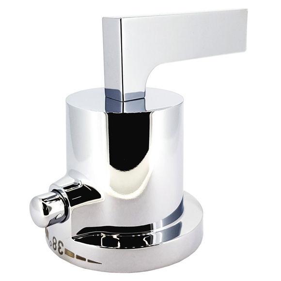 Immagine di Ricambio maniglia leva termostatica cromata Axor Citterio Hansgrohe 39994000