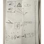 Picture of Ricambio supporto scorrevole per saliscendi cromo Cristina CRIAC57951