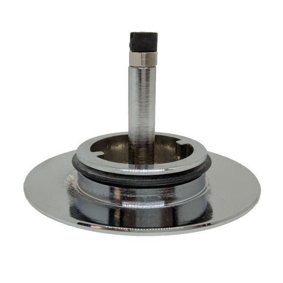 Picture of Ricambio tappo ottone cromato diametro 72 mm Cristina CRIRI00651