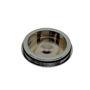 Immagine di Ricambio pasticca placchetta cromata caldo freddo Zazzeri 5100-CF00-A00-CRCR