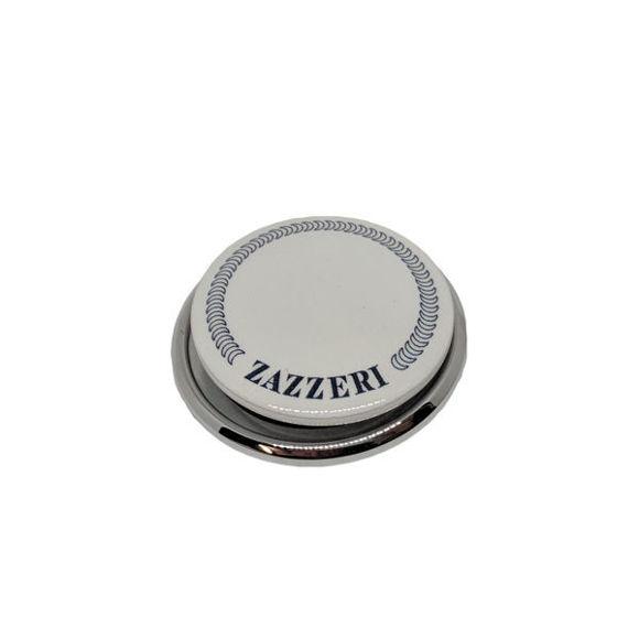 Immagine di Ricambio pasticca placchetta indice neutro Zazzeri 5500-PA00-A00-CRCR