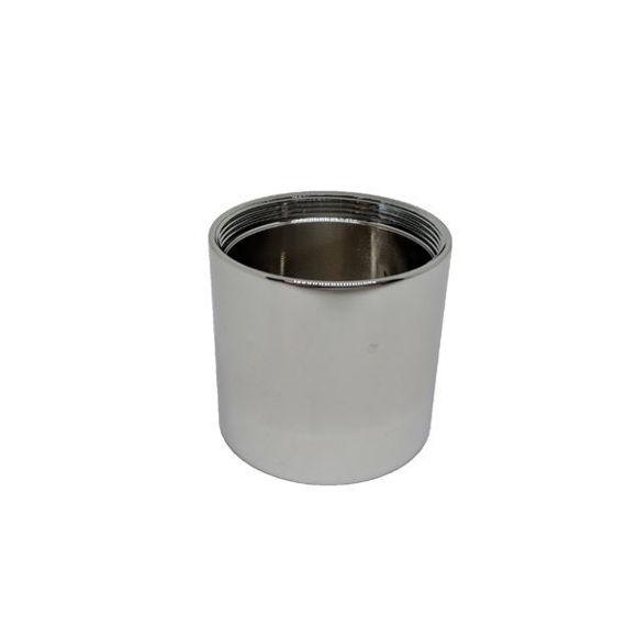 Immagine di Ricambio boccola vasca incasso cromato 4270 Newform 17322.21.018