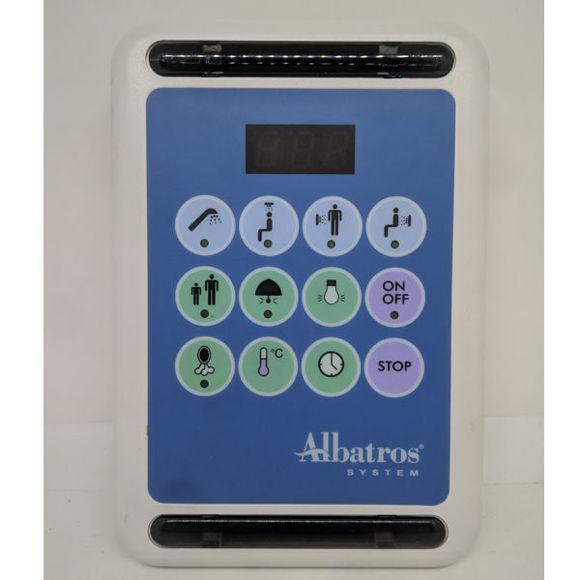 Immagine di Ricambio tastiera TS BX System 4 R.01 per Pluvia modello vecchio Albatros 4R35023998