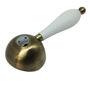 Immagine di Ricambio leva maniglia bronzo per miscelatore Old England Franke 133.0063.631