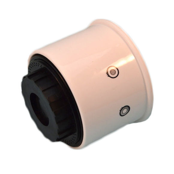 Picture of Ricambio soffione bianco per braccio doccia serie Quadra Teuco 81070901