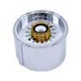 Immagine di Ricambio soffione cromo per braccio doccia serie Quadra Teuco 81070920