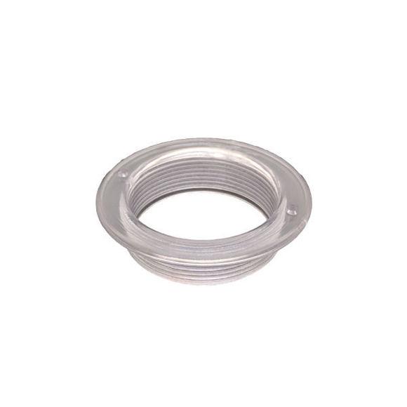 Picture of Ricambio ghiera fissaggio trasparente per bocchetta vasca Kos Zucchetti RK5028