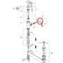 Immagine di Ricambio doccetta estraibile per miscelatore lavabo Europlus C 46602000