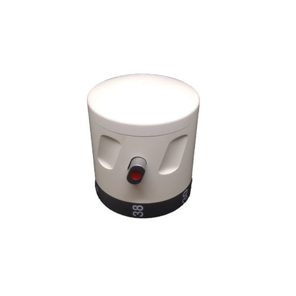 Immagine di Ricambio maniglia temperatura termostatico cromo Albatros 4R22004601