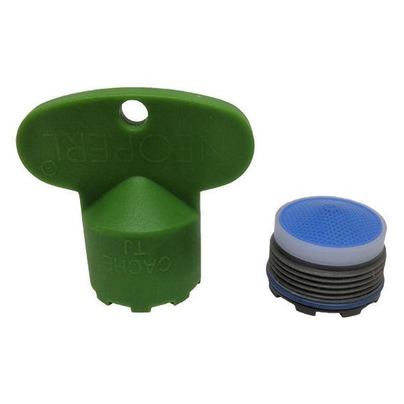 Picture of Ricambio aeratore con chiave diametro 18 per lavabo Fima Carlo Frattini F2232