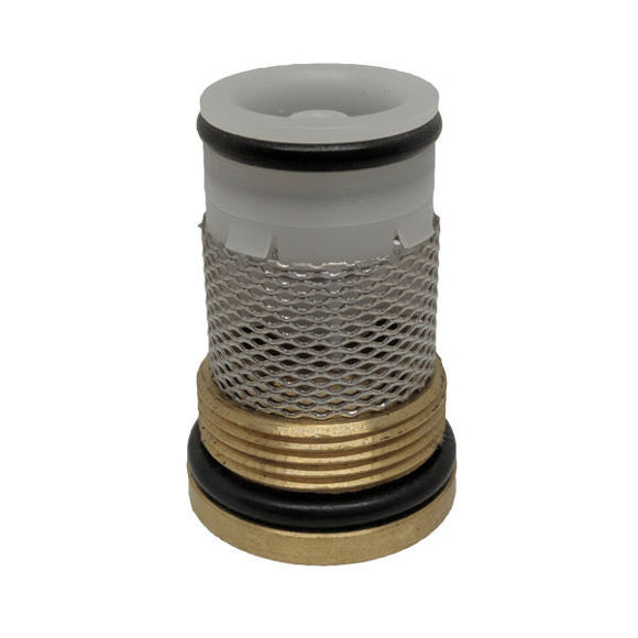 Immagine di Ricambio valvola antiritorno con filtro per termostatico Fima Carlo Frattini F2684
