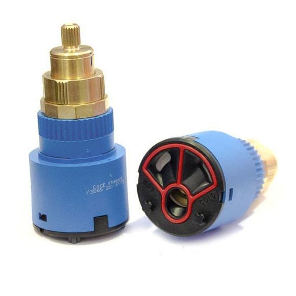 Picture of Ricambio cartuccia termostatica coassiale diametro 40 Fima Carlo Frattini F2173