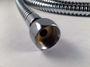 Picture of Ricambio flessibile cromo estraibile per vasca Titan FLESSTIT