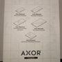 Immagine di Ricambio diffusore del getto per miscelatore Axor Massaud Hansgrohe 97445000