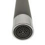 Immagine di Ricambio doccetta microfono cromo impugnatura nera Nobili RDO142/73CR