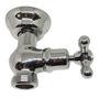Immagine di Ricambio rubinetto completo a maniglia per scaldabiancheria Stella CP1-596