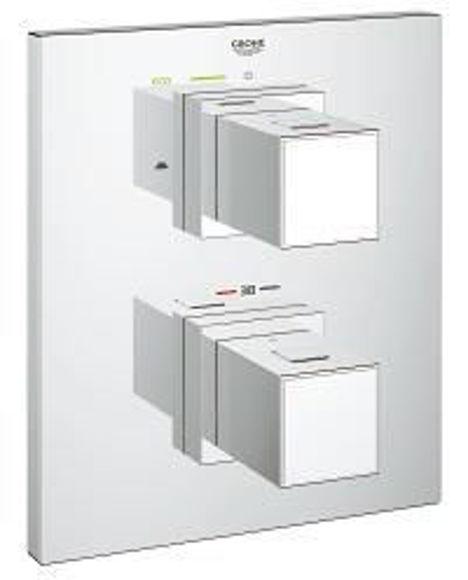 Picture of Ricambio miscelatore termostatico solo parte esterna per vasca-doccia Grohe 19958000