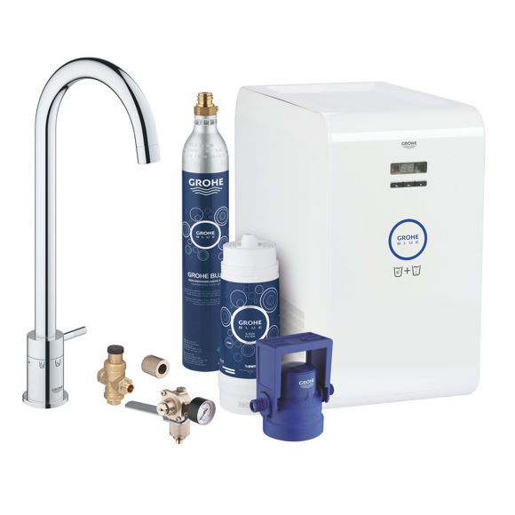 Picture of GROHE BLUE PROFESSIONAL MONO STARTER KIT 31302001