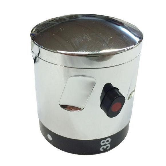 Picture of Ricambio maniglia termostatica cromo per miscelatore Nobili RMA184/7CR