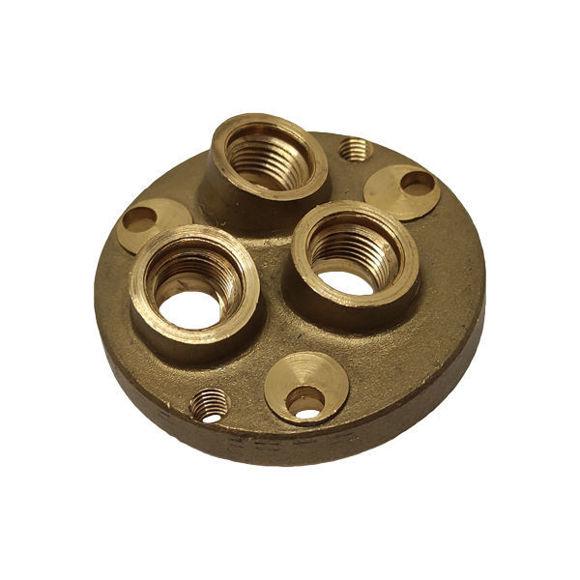 Picture of Ricambio basetta per miscelatore Europlus 1 vecchia tipologia Grohe 013101