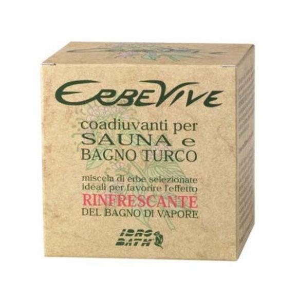 Picture of Erbe Vive - erba Rinfrescante 10 filtri confezione 100gr Metacril 89200101