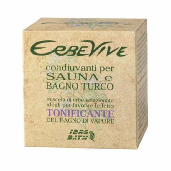 Picture of Erbe Vive - erba Tonificante 10 filtri confezione 100gr Metacril 89000101