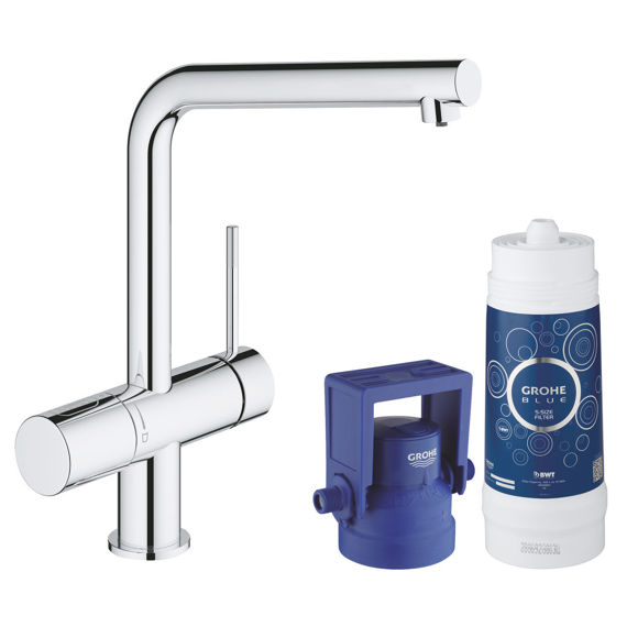 Picture of Grohe Blue Pure Minta Cromo 31345002 depuratore