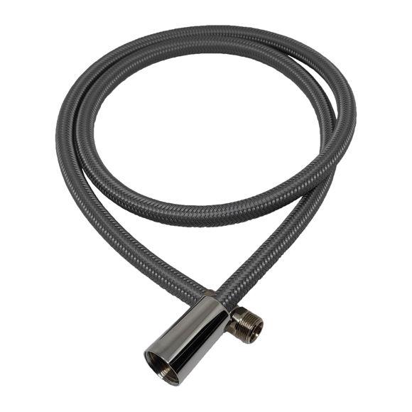 Immagine di Ricambio flessibile nylon grigio M15x1 G1/2F Cristina CRIFS14312Q51