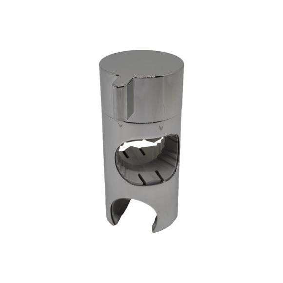 Immagine di Ricambio supporto doccia cromo serie Unica Hansgrohe 92366000