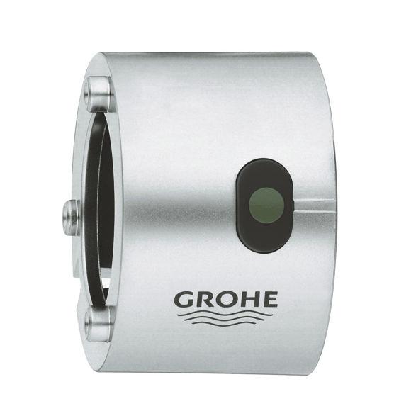 Picture of Ricambio parte inferiore maniglia termostatica Chiara cromo/satinato Grohe 47458P00