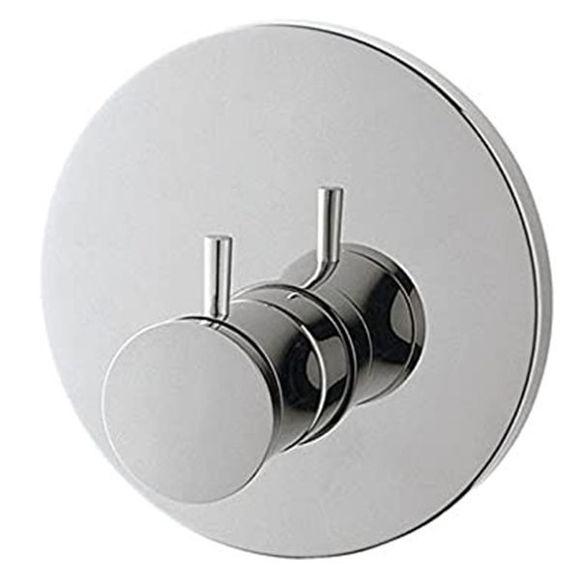 Immagine di Miscelatore termostatico Ideal Standard A5373AA VENICE solo parte esterna