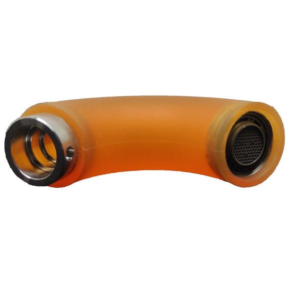 Immagine di Ricambio getto lavabo/bidet in silicone arancio Zazzeri 2100-CL02-A00-4242