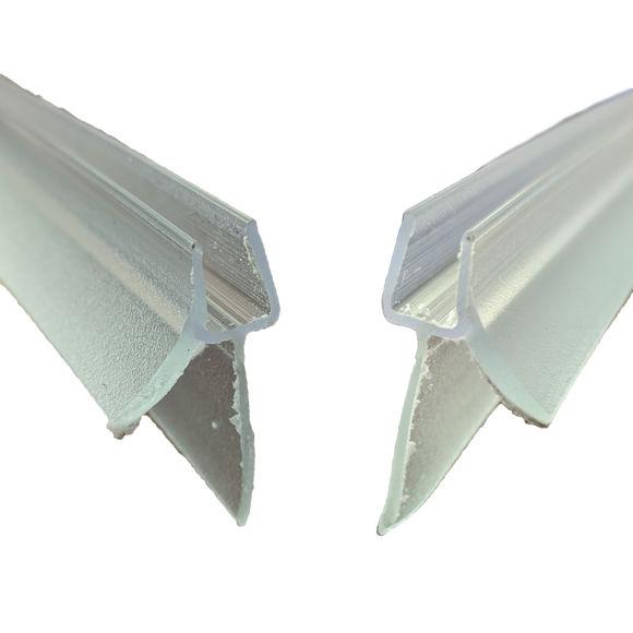 Picture of Ricambio coppia guarnizioni inferiori con tappo destra e sinistra per doccia 2B MZT8A2D/S