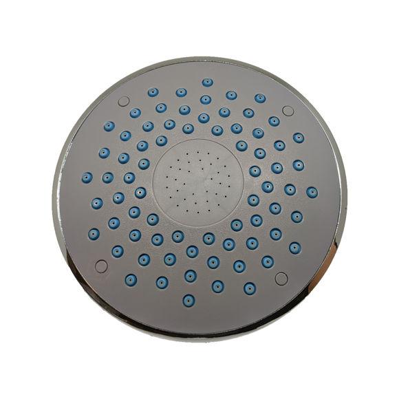 Immagine di Ricambio soffione fisso cromato per doccia mod.3 Colacril 870-3