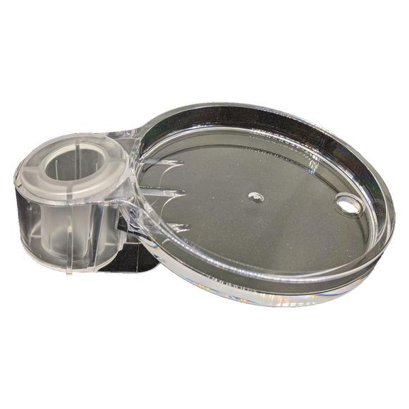 Picture of Ricambio portasapone trasparente d.20 Ideal Standard B960917NU
