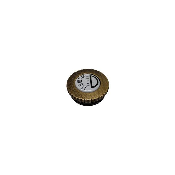 Picture of Ricambio placchetta bronzo deviatore serie Epoca Mamoli 20T.5D